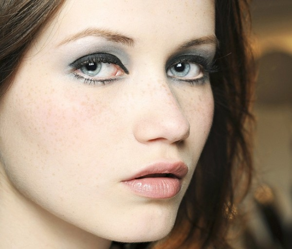 Make up autunno inverno 2012-2013: il look di Chanel