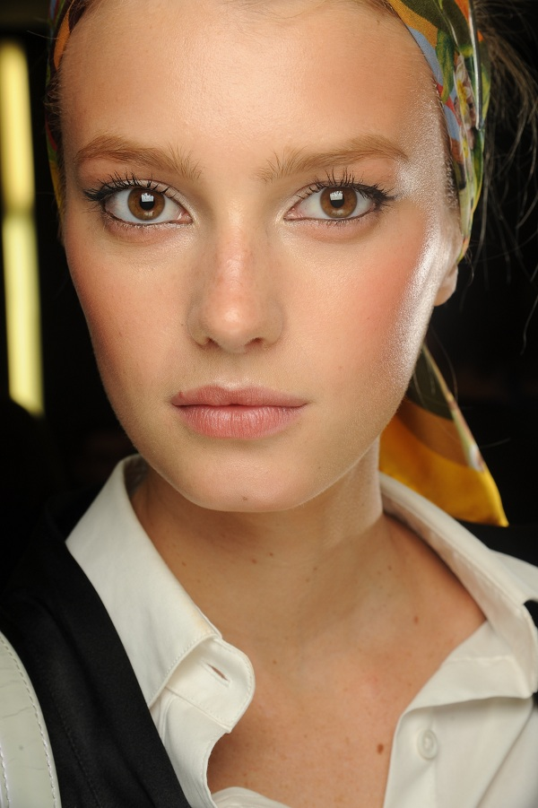 Make up primavera estate 2013: cats-eye by Dolce&Gabbana