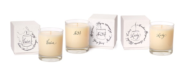 The Laundress candele