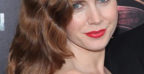 Amy Adams sul Red Carpet di Man of Steel