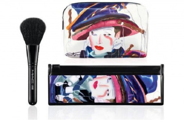 Make up autunno inverno 2013-2014: la collezione di MAC Cosmetics dedicata ad Antonio Lopez